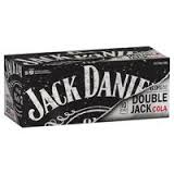 Jack Daniel's Double Jack Can 10Pack 375ml 6.9%