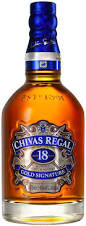 Chivas Regal 18 Year Old Scotch Whisky 700ml 40%