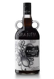 Kraken Black Spiced Rum 700ml 40%