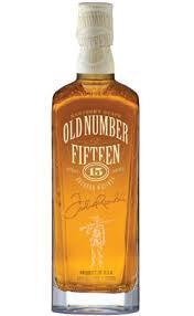 Old Number Fifteen Bourbon 500ml - 700ml 37%