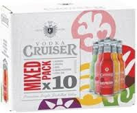 Cruiser Mixed 10 Pack 275ml 4.6%