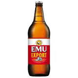 Emu Export Long Neck 750ml 4.2%