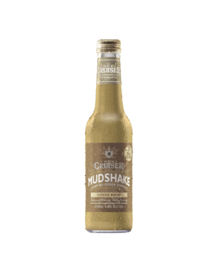 Cruiser Mudshake Espresso Martini 4pack 270ml 4%