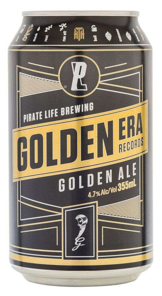 Pirate Life Golden Ale Can 355ml 4.7%