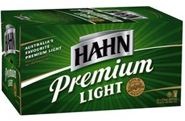 Hahn Premium Light 375ml 2.6%