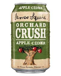 Orchard Crush Apple 330ml can 10 Pack