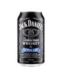 Jack Daniel's & Lemonade Can 4pack 375ml 5%