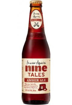 James Squire Nine Tales Amber Ale 345ml 5%