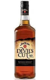 Jim Beam Devils Cut 700ml 45%