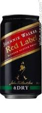 Johnnie Walker & Dry Can 6pack 375ml 4.6%