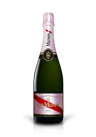 G.H Mumm Rose NV 750ml 12%