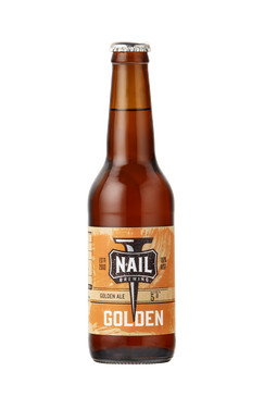 Nail Brewing Golden Ale 330ml 5%