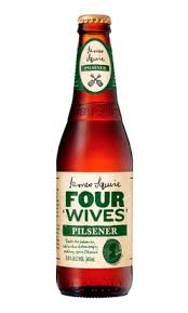 James Squire Four Wives Pilsner 345ml 5%