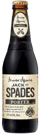 James Squire Jack of Spades Porter 345ml 5%