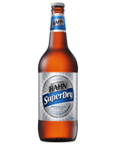 Hahn Super Dry Long Neck 700ml 4.6%