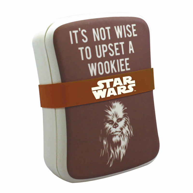 Chewbacca - Lunch Box (Bamboo)