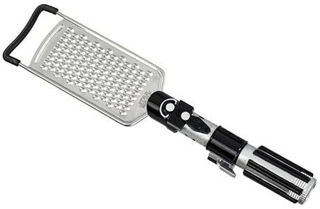 Lightsaber Cheese Grater