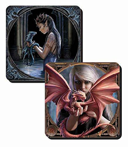 Anne Stokes - Dragon Coasters