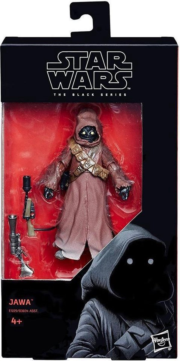 STAR WARS: THE BLACK SERIES - JAWA