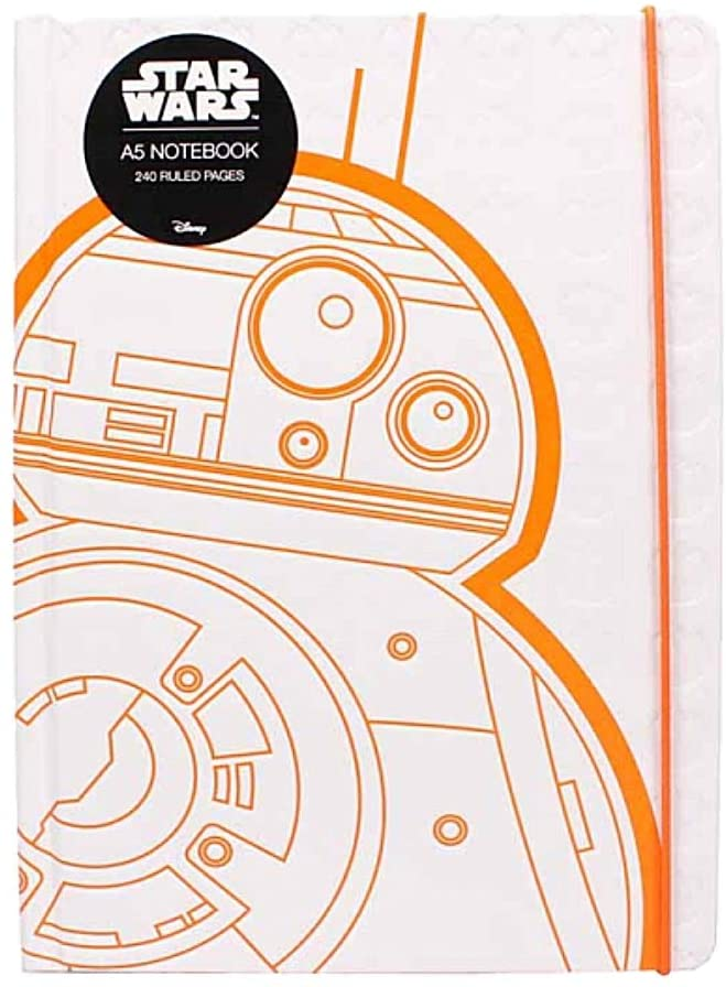 STAR WARS - BB8 Notebook