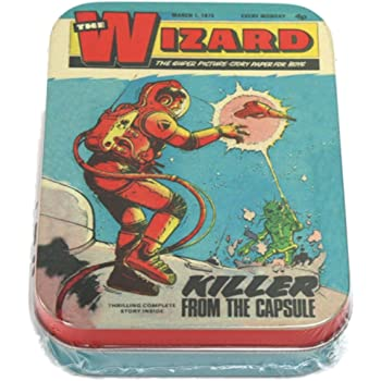 The Wizard Tin | Comic Shop Crawley