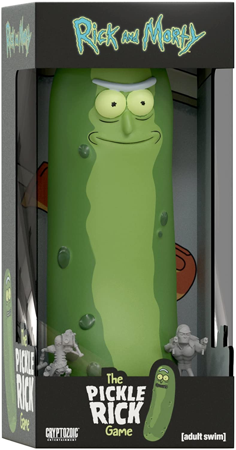 RICK AND MORTY - PICKLE RICK GAME | Comic Shop Crawley