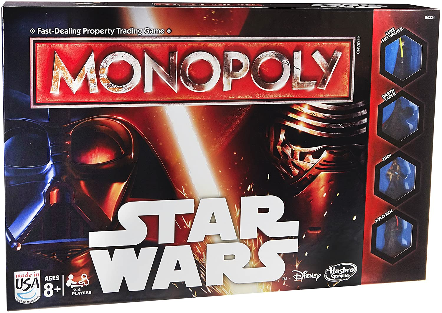 Monopoly - Star Wars | Comic Shop Crawley