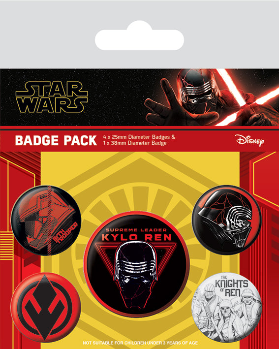 STAR WARS BADGE PACK | Comic Shop Crawley