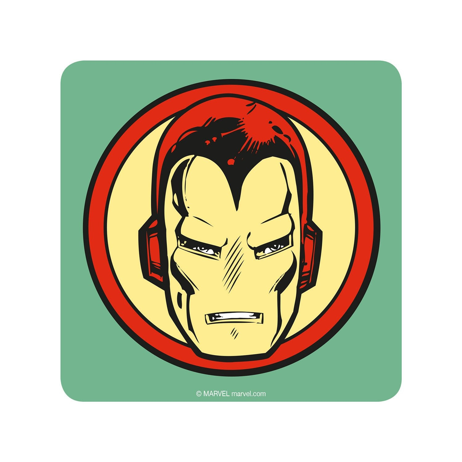 IRON MAN COASTER | Comic Shop Crawley