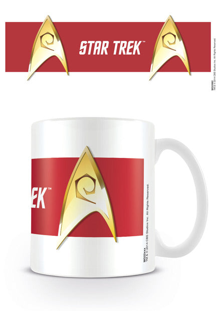 MUG - STAR TREK ENGINEERING | Comic Shop Crawley