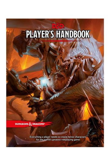 Player's Handbook | Comic Shop Crawley
