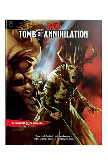 Tomb of Annihilation | Comic Shop Crawley