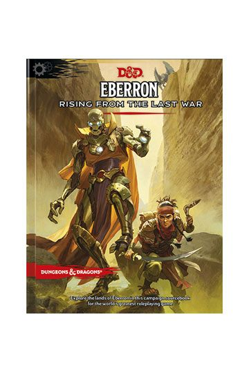 Eberron: Rising from the Last War | Comic Shop Crawley