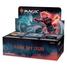 MTG BOOSTER BOX - CORE SET 2020