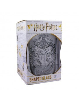 HARRY POTTER SHAPED GLASS | Comic Shop Crawley