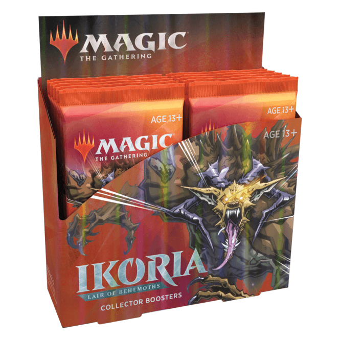 MTG COLLECTOR BOOSTER - IKORIA LAIR OF BEHEMOTH