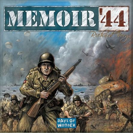 MEMOIR 44 | Comic Shop Crawley