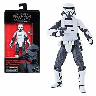 STAR WARS: THE BLACK SERIES - IMP PAT TR | Comic Shop Crawley