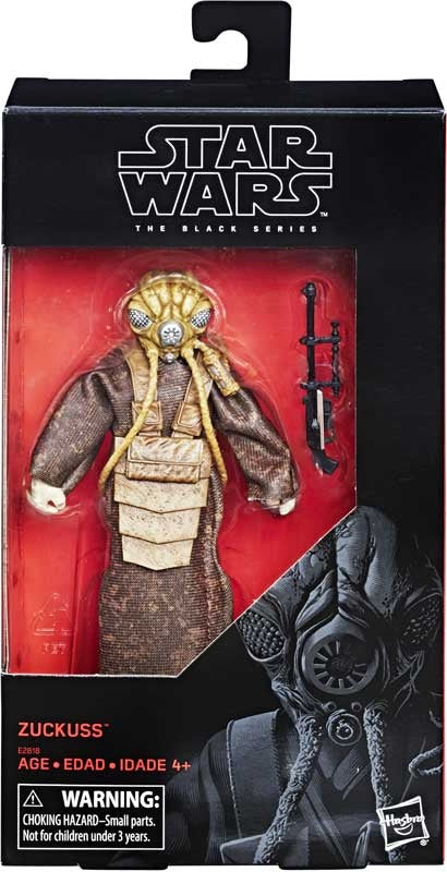 STAR WARS: THE BLACK SERIES - ZUCKUSS | Comic Shop Crawley