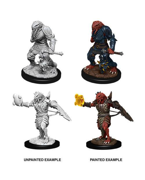 Nolzur's Marvelous Miniatures: Dragonborn Paladin | Comic Shop Crawley