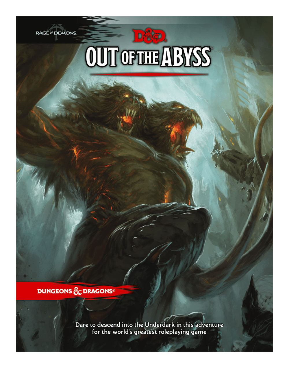 Out of the Abyss | Comic Shop Crawley