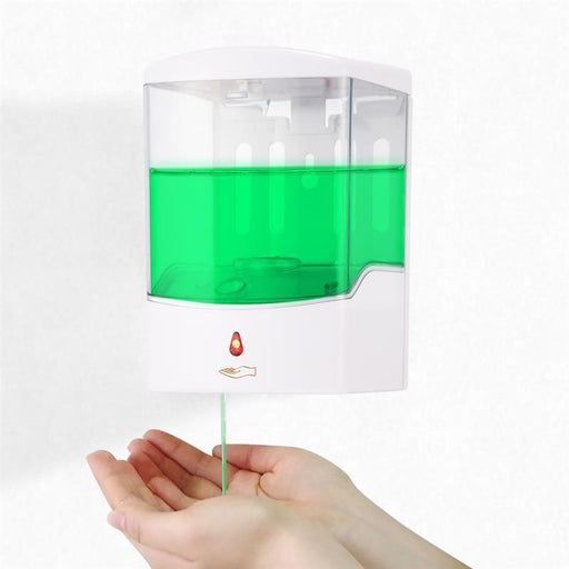 Automatic IR Sensor Liquid Soap Dispenser