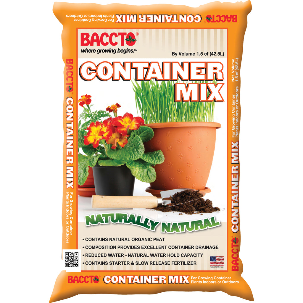 42.5L bag of Baccto container planting soil