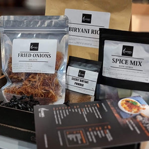 The Biryani Kit