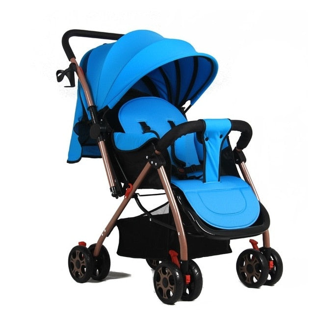 Two-way Push Baby Stroller Lightweight