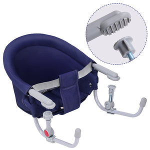 Portable Folding Baby Hook On Clip On High Chair Booster