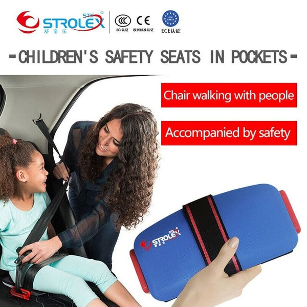 Foldable Car Seat Mat for Children Toddler Baby Carseat CE