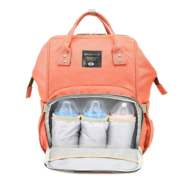 Multi-Function Travel Backpack Baby Nappy Changing