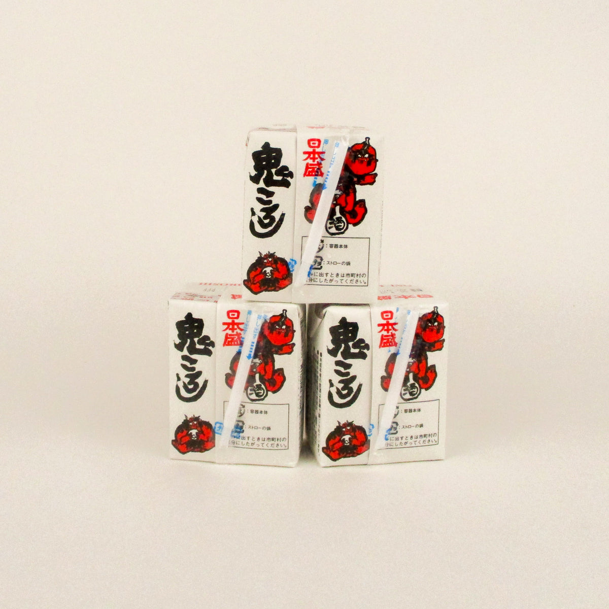 "Oni-Koroshi ""Demon Killer"" Sake Juice Box"