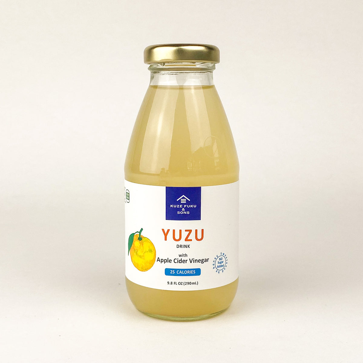 Yuzu Vinegar Drink